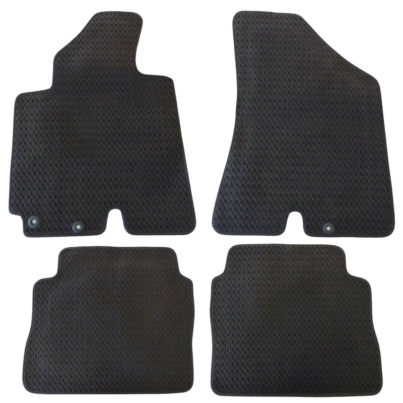 Full Carpet Floormat Set for Hyundai Santa Fe 2010 - 2012
