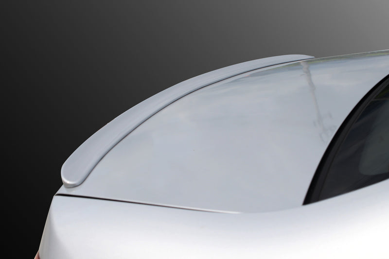 Creamy White Rear Trunk Spoiler for Hyundai Sonata 2015 - 2019
