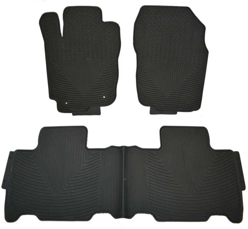 All Weather Floormat Set for Toyota RAV4 2014 -2018