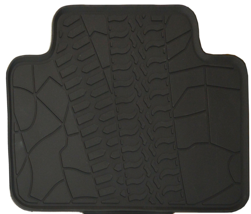 All Weather Floormat Set for Jeep Grand Cherokee 2016 - 2021+