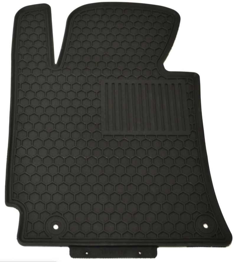 Complete All Weather Floormat Set for Hyundai Elantra 2011 - 2015