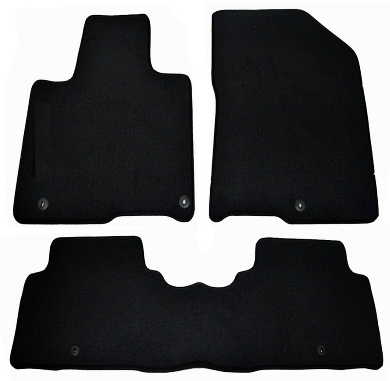 Full Carpet Floormat Set for Kia Sorento 2009 - 2013