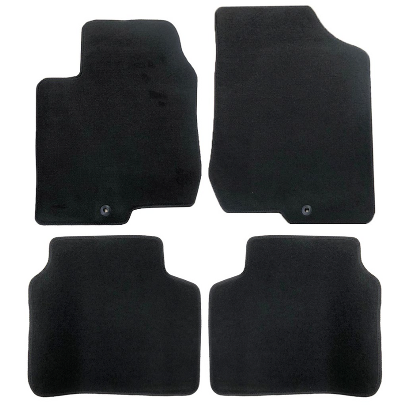 Full Carpet Floormat Set for Kia Forte 2014 - 2018