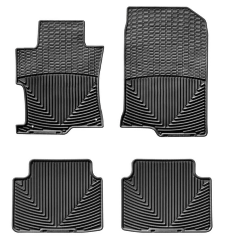 All Weather Floormat Set for Honda Accord 2008 - 2012