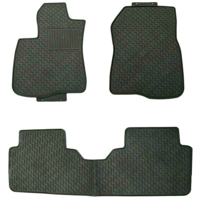 All Weather Floormat Set for Honda CR-V 2017 - 2021
