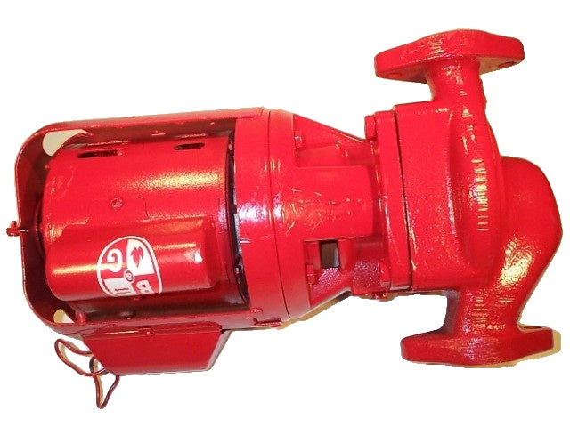 Xylem-Bell and Gossett Pr Pump, 1/6 Hp, 115V, Iron 14