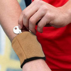 the wrist wallet ffits all items