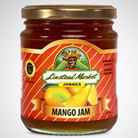 Linstead Market Mango Jam made with sun ripened mangoes picked in their prime makes the perfect spread for toasts and desserts. - 12 oz