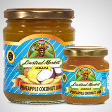 Linstead Market Pineapple Coconut Jam combines impeccably balanced flavors infused together to create the perfect spread. - 12 oz