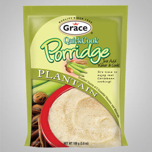 Grace Quick Cook Porridge (Plantain)