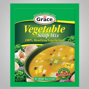 Grace Vegetable Soup Mix