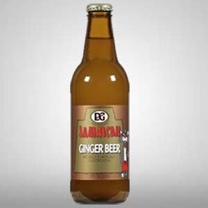 Genuine Jamaican Ginger Beer Soda from the makers of