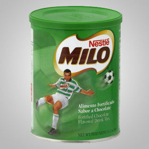 Milo is a delicious chocolate malt beverage fortified with vitamins and minerals.