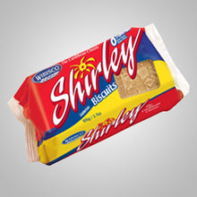 Shirley Biscuit is the original and most favorite biscuits in the Caribbean. Same great taste you know and love! 3.7 oz - 29.6 oz