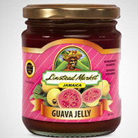 Linstead Market Guava Jelly gives tart and light flavors of Jamaican guavas in a taste beyond compare. - 12 oz