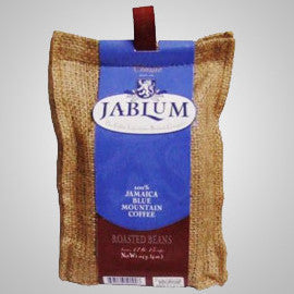 Jablum Jamaica Blue Mountain Whole Beans Coffee is 100% of the finest coffee handpicked and roasted. The rich aroma and perfect acidity makes this coffee one of the best of the world.. 8 oz. - 16 oz