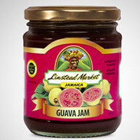 Linstead Market Guava Jam gives a perfect blend of the sweet and tart taste of Jamaican guavas. - 12 oz
