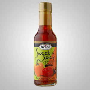 Grace Sweet & Spicy Hot Pepper Sauce