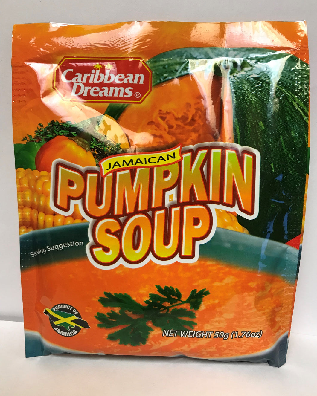 Caribbean Dreams Jamaican Pumpkin Soup