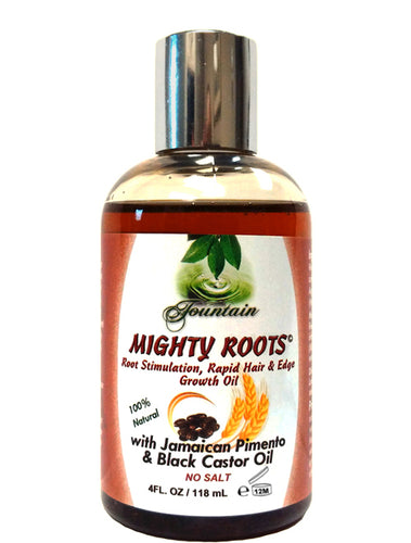 Fountain Mighty Roots w Jamaican Pimento and Black Castor Oil
