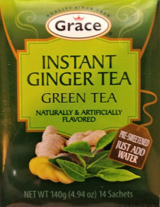 Grace Instant Ginger Tea