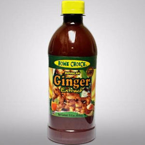 Home Choice Ginger Extract is an ideal additive for all Ginger lovers. This product can be used for all cooking and baking needs. The product also makes soothing Ginger Tea, and can be added to beverages to enhance its flavor.