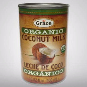 A Caribbean favorite, Grace Coconut Milk is another must-have ingredient for most West Indian recipes.