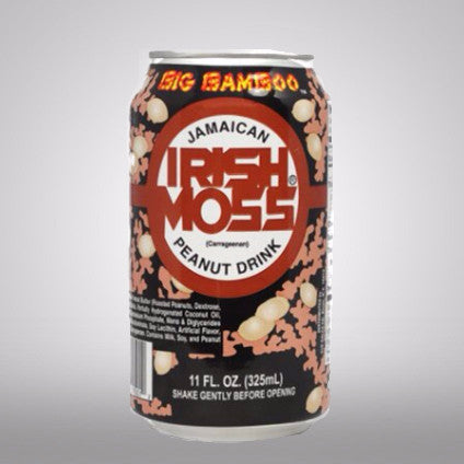 Delicious combination of Peanut and Irish Moss Nutritious Energy Drink