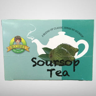 Tea made from soursop has been shown to provide health benefits, particularly related to the prevention and treatment of some forms of cancer.