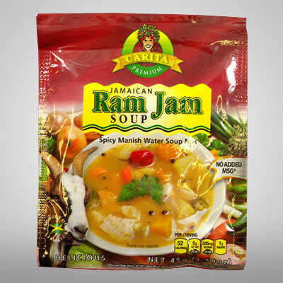 Ram Goat Manish Water Soup Mix