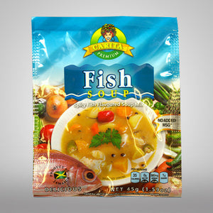 This awesome blend of spices is just what you need to make your fish soup delicious and mouth-watering.