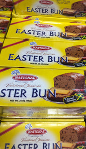 Jamaican Easter Spiced Bun is a traditional