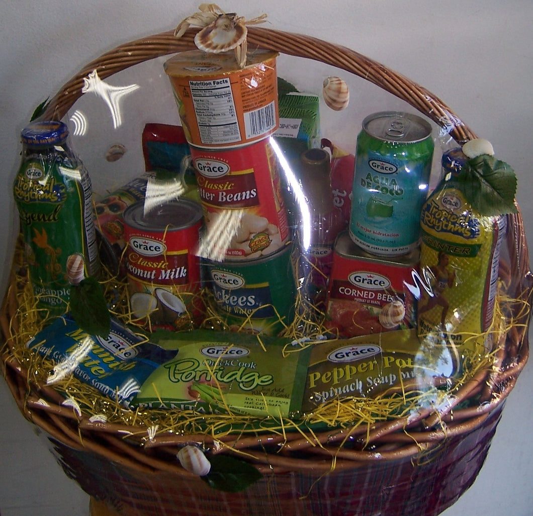 Large Gift Basket (12 products and Up)