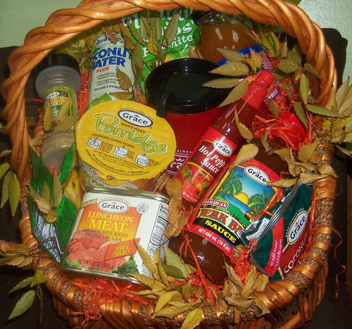 Small Gift Basket (6-8 products)