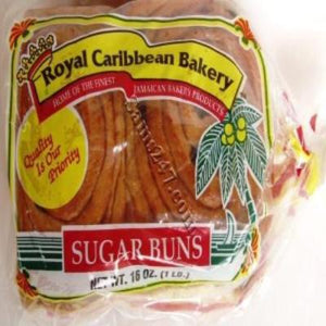 Royal Caribbean Bakery Sugar Bun