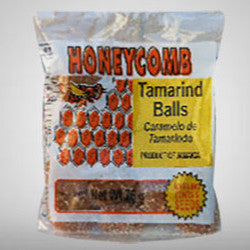 Savor these delicious morsels of real Jamaican Tamarind Seeds (8 pieces) covered in sugar - just the right mix of sweet and tart!  (does not contain honey)