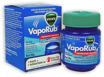 Vicks VapoRub 1oz