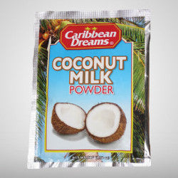 Caribbean Dreams Coconut Milk Powder makes cooking quick and easy.