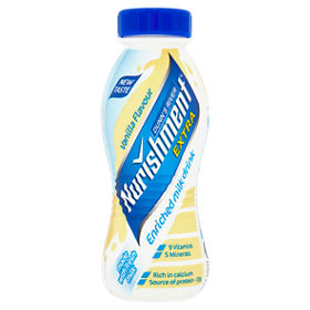 Grace Vanilla Nurishment 11fl oz