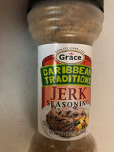 Grace Caribbean Traditions Jerk Seasoning