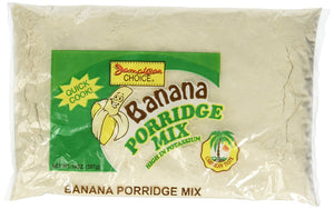 Jamaican Choice Banana Porridge Mix