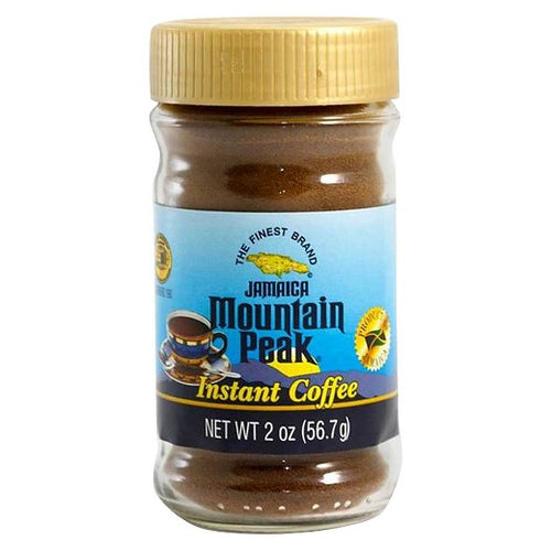 Jamaica Mountain Peak Instant Coffee