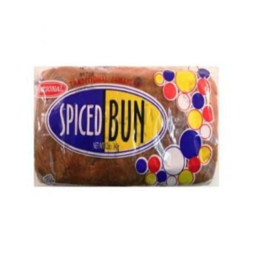 National Spiced Bun 12oz
