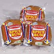 National Round Spice Bun