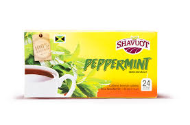 Shavuot Peppermint Tea