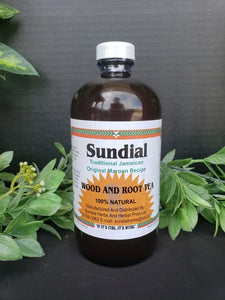 Sundial Organic WoodRoot Tea