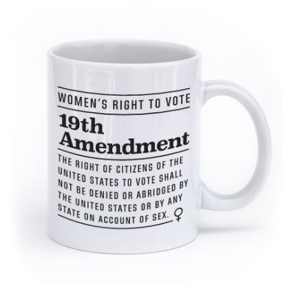 Women's Right To Vote Mug