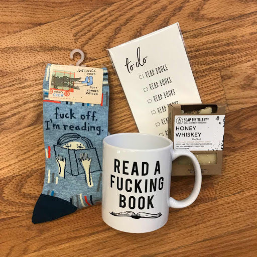Book Love Care Package - Steel Petal Press