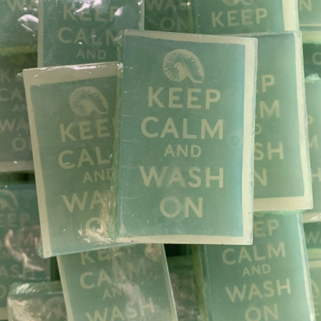 "Sea Witch Botanicals ""Keep Calm & Wash On"" Vegan Hand Soap"