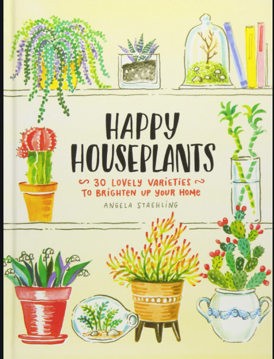 Happy Houseplants Book - CH